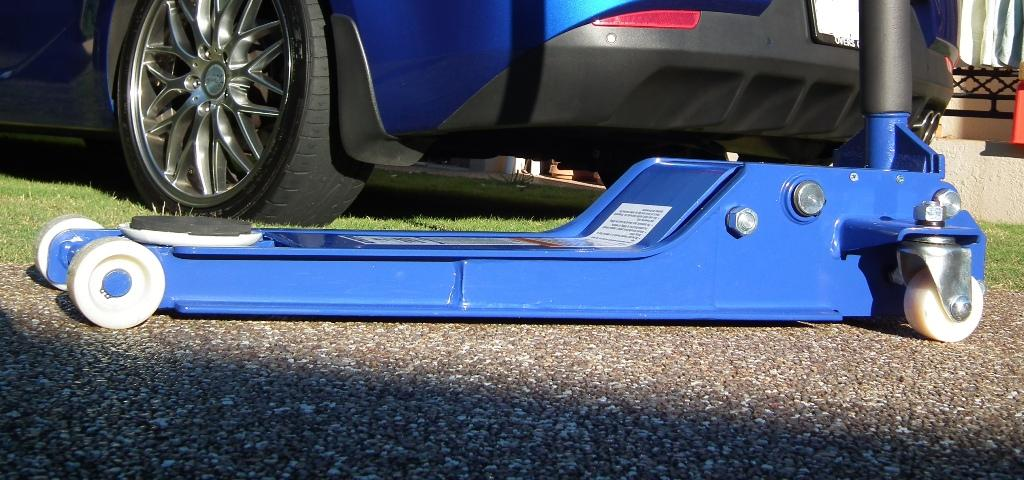 Blue Point Low Level Floor Jack Clubcj The Cj Lancer Club