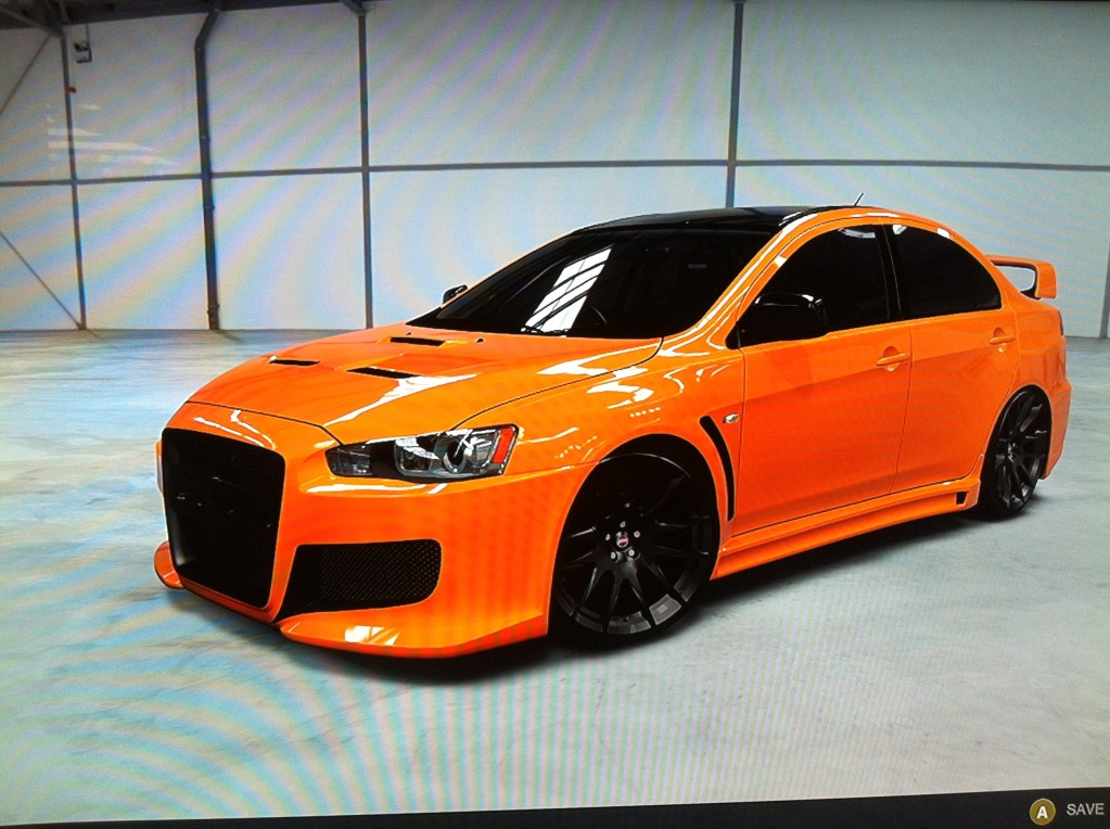 Evo Girl S Sx A Whole New Direction Clubcj The