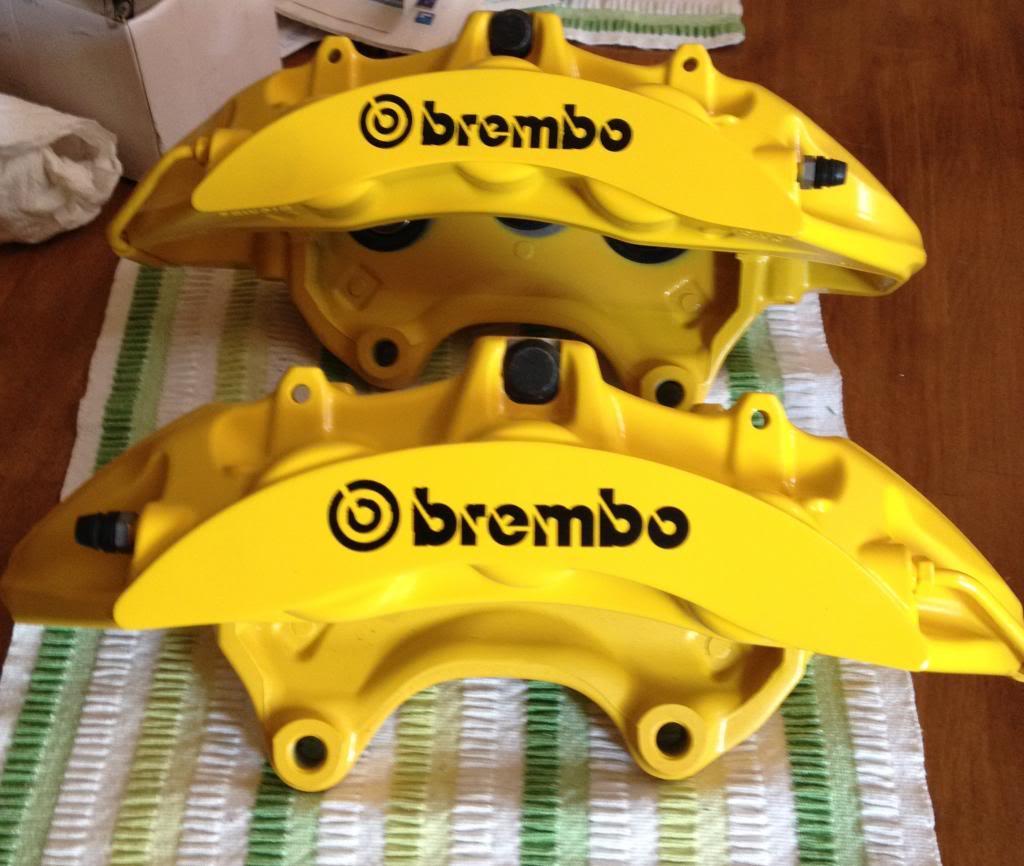 Brembo Brake Kit >> Drew's 6 Pot Brembo BBK for the ralliart(TESTED AND WORKING) - EvolutionM - Mitsubishi Lancer ...