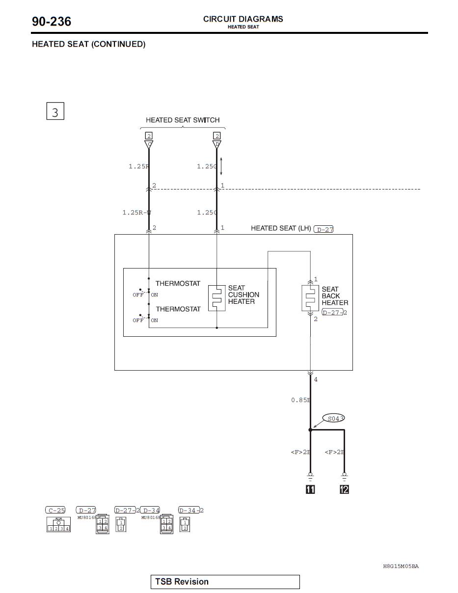 Seat Heater Wiring And Switch Page 4 Clubcj The Cj Lancer Club Subaru Heated Image