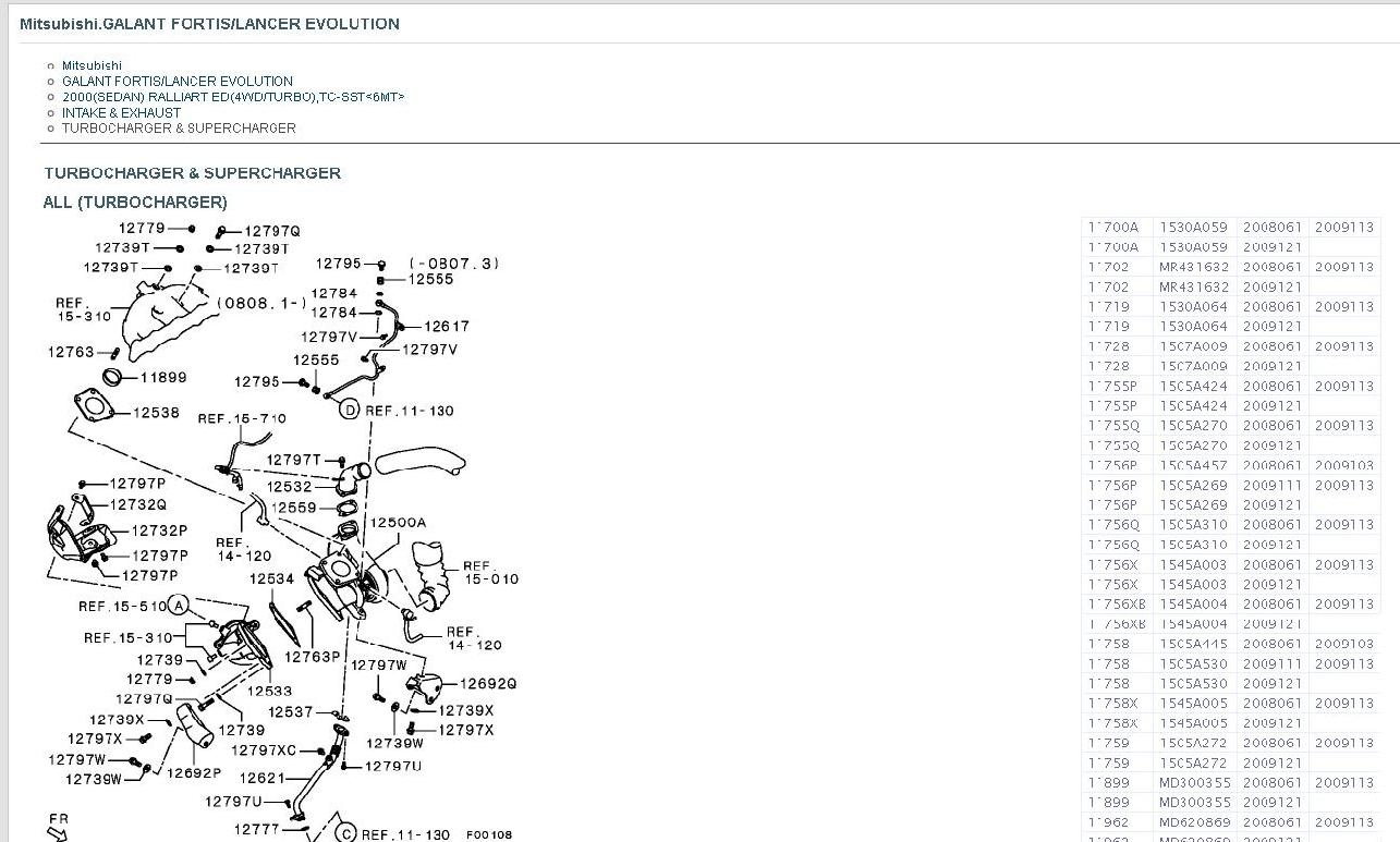 Super Parts Lists With Diagrams For All Lancer Models Clubcj The Cj Wiring Digital Resources Bemuashebarightsorg