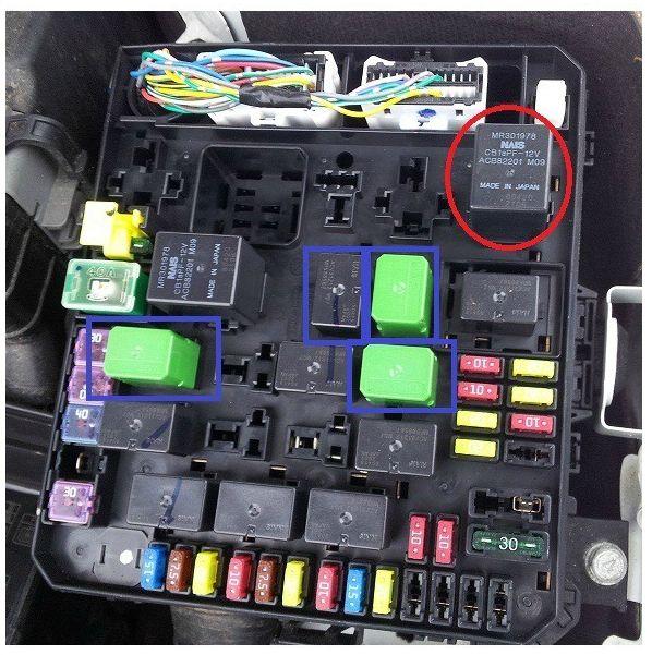insurance claim clubcj cj lancer club fuel pump relay 1 - wiring, Wiring diagram
