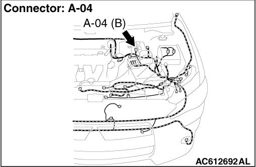 code no  c102b abnormality in rr wheel speed sensor circuit